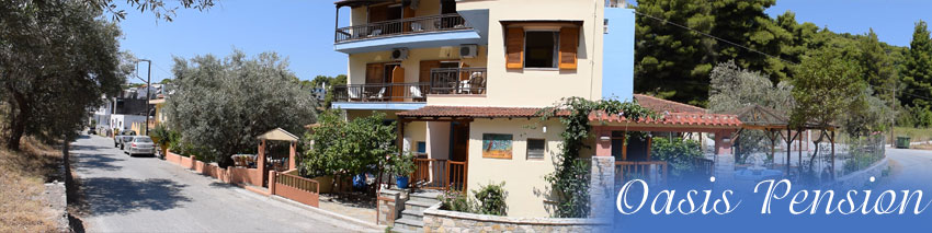 oasis pension rousoum gialos alonissos
